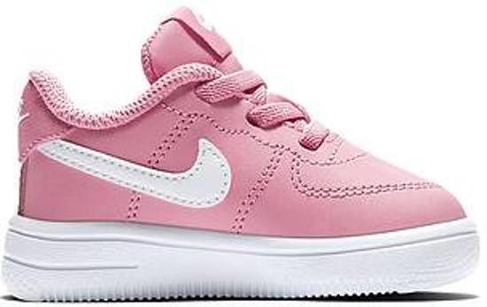 air force 1 met roze swoosh
