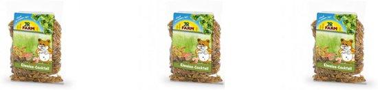 JR Farm - Proteïne Cocktail - 10g - Verpakt per 3 - Knaagdierensnack
