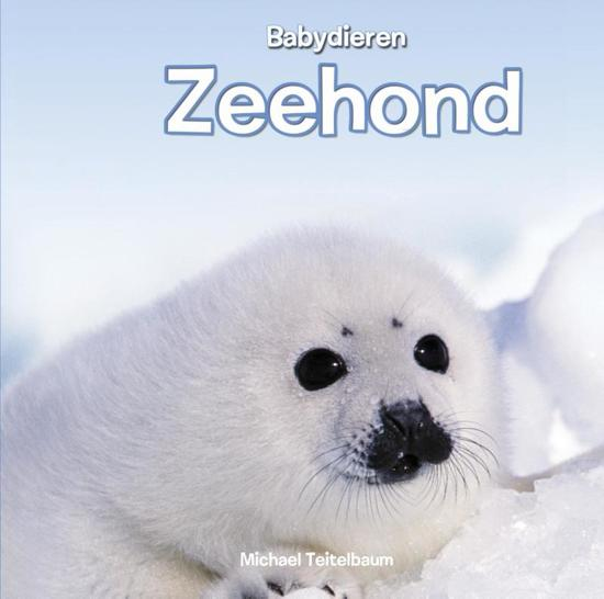 Babydieren Zeehond