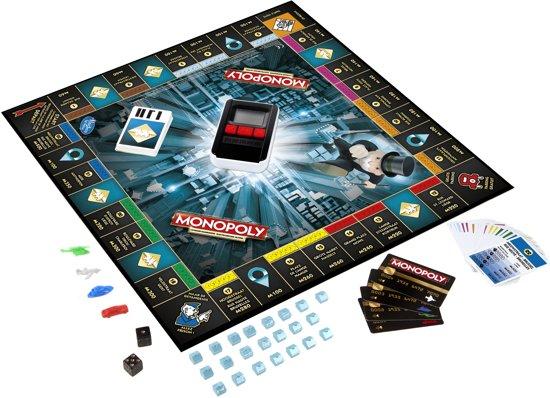 Monopoly Extreem Bankieren België - Bordspel