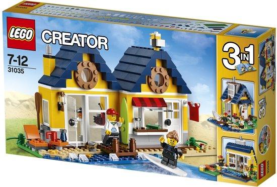 LEGO Creator Strandhut - 31035