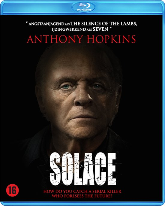 DVD cover van Solace (Blu-ray)