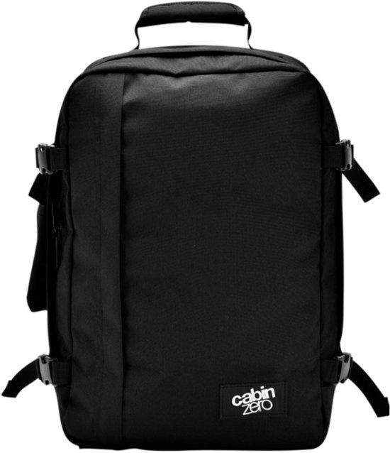 Cabin Zero Ultra Light Cabinbag 36L Classic - absolute black