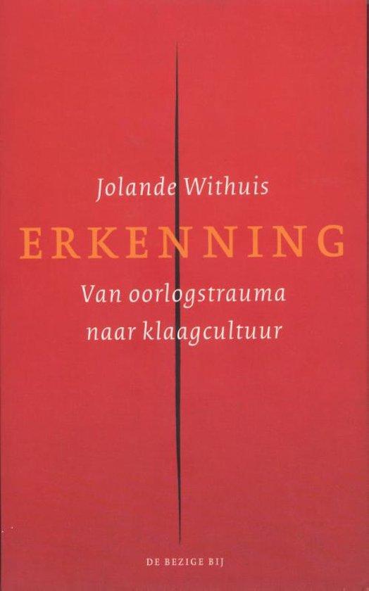 Boek cover Erkenning van Jolande Withuis (Paperback)