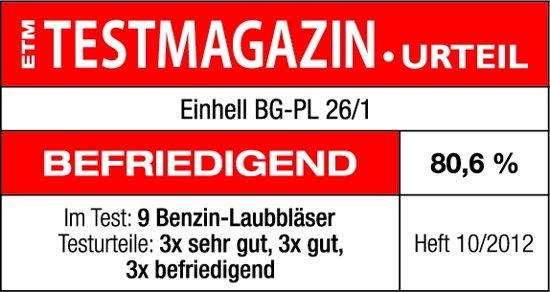 Benzine bladzuiger BG-PL 26/1