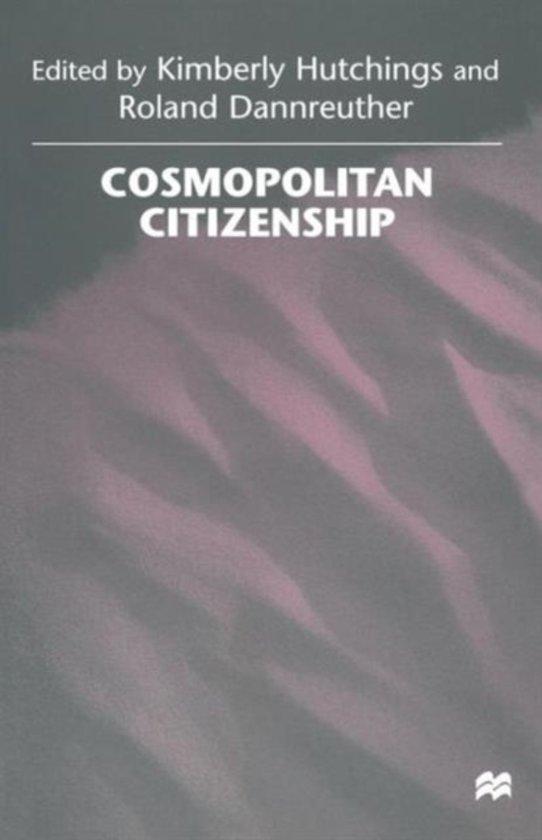 Cosmopolitan Citizenship