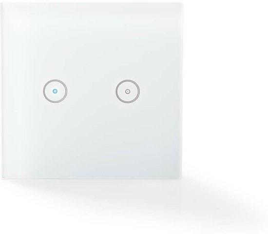 Nedis WIFIWS20WT smart home light controller Draadloos Wit