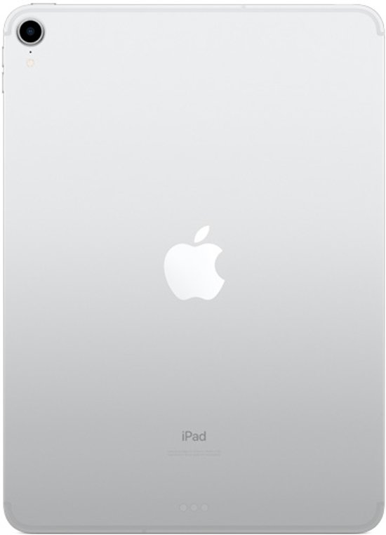 Apple iPad Pro 11 inch (2018) 1TB Wifi + 4G Zilver