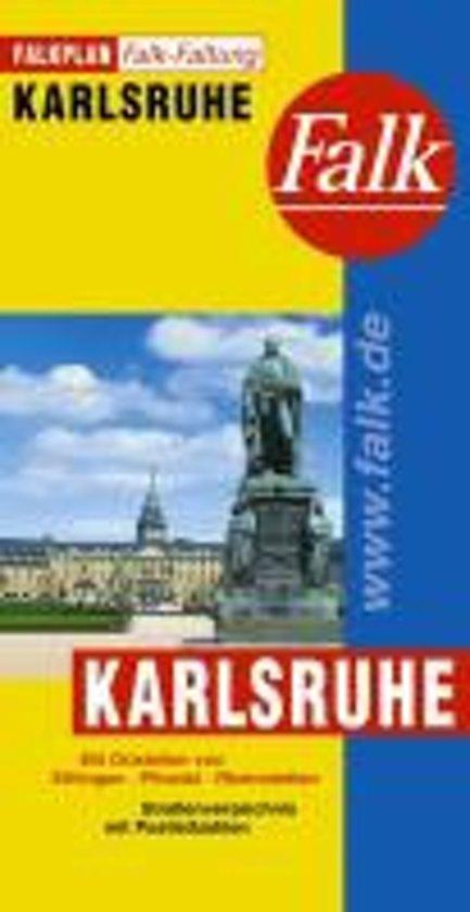 Falk Stadtplan Falkfaltung Karlsruhe