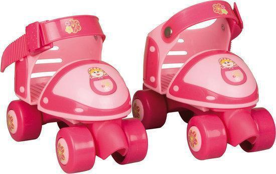 199ed457884 bol.com   Rollerskate Verstelbaar Maat 25-32, Nijdam   Speelgoed