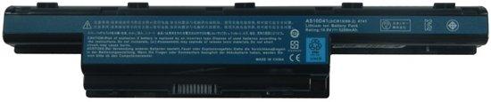 Packard Bell EasyNote TK85 laptop accu 4400mAh - huismerk