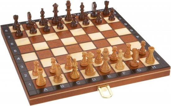 Schaakspel, Reis schaakcassette