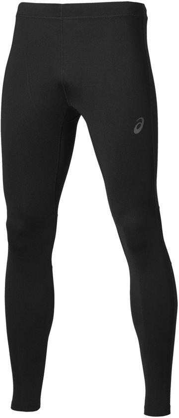 Asics Hardloop Tight  Hardloopbroek - Maat XL  - Mannen - zwart