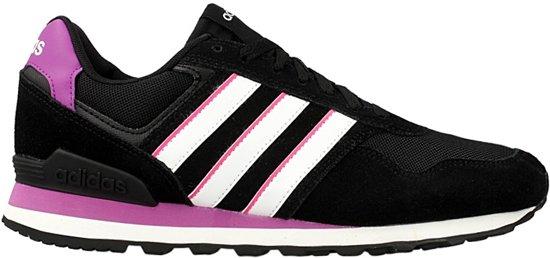 adidas Neo 10K W AW4932 Dames Sneaker Sportschoenen Schoenen Zwart Maat EU 36 UK 3.5