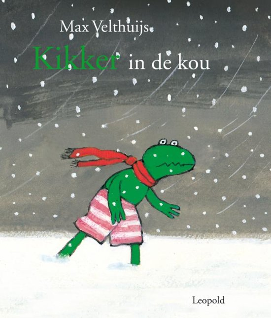 Afbeeldingsresultaat voor kikker in de kou
