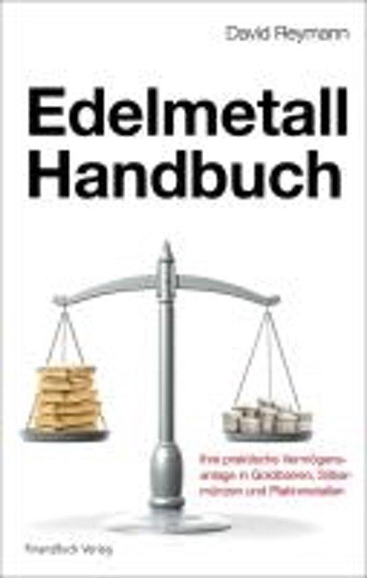 Edelmetallhandbuch