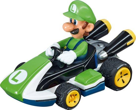 Carrera GO!!! Nintendo Mario Kart 8 - Luigi - Racebaanauto