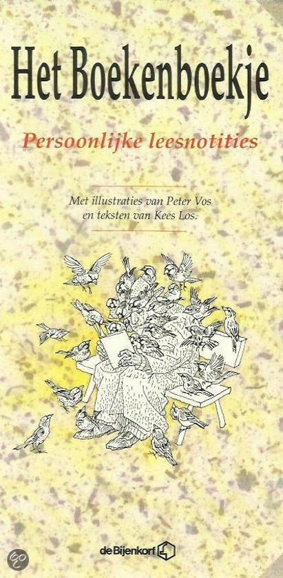 Het boekenboekje - K. Los pdf epub