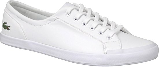 Lacoste Lancelle Dames Sneakers - Wit - Maat 39