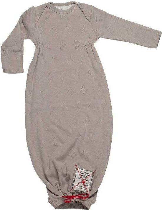 Lodger - New Born Hopper Cotton Americain Fifties Slaapzak/Pyjama Cowboy - Bruin