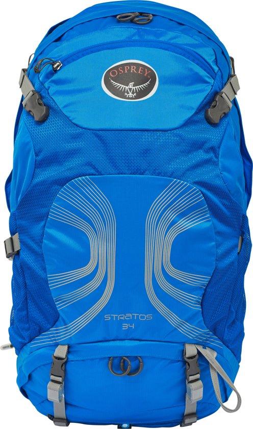 cb2801b4fe2 bol.com | Osprey Stratos 34 rugzak Heren maat M/L blauw Maat M/L (34L)