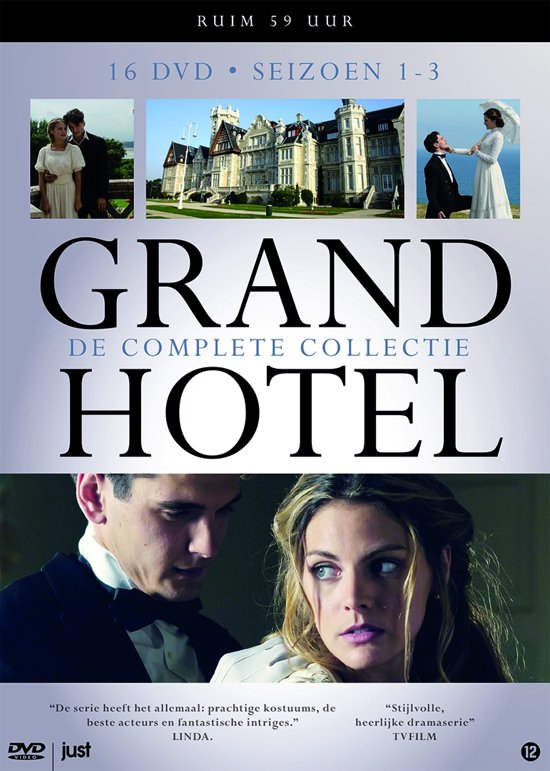 Grand Hotel - De Complete Collectie
