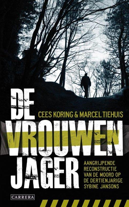 Boek cover De vrouwenjager van Cees Koring (Paperback)