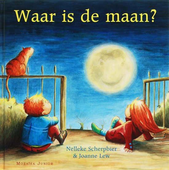 Waar Is De Maan?