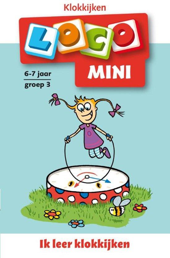 Bekend bol.com | Mini Loco Ik Leer Klokkijken | 9789001871796 | Boeken TV67
