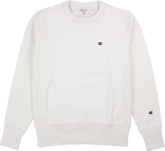 e1ad8d8bb149ee Champion – Reverse Weave Sweatshirt Off White – men s