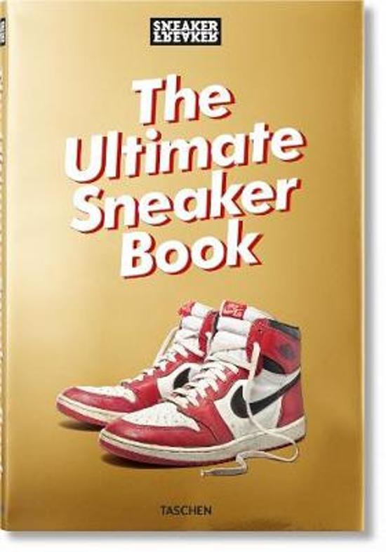Boek cover The ultimate sneaker book van Simon Wood (Hardcover)