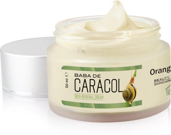 Orange Care Baba de Caracol Slakkencrème - 50 ml