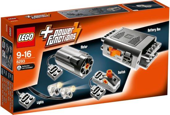 LEGO Technic Power Functies Motorset - 8293