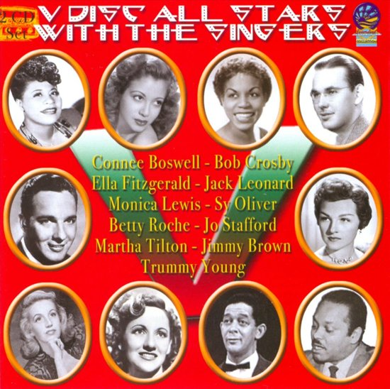 V-Disc All Stars With The Singers