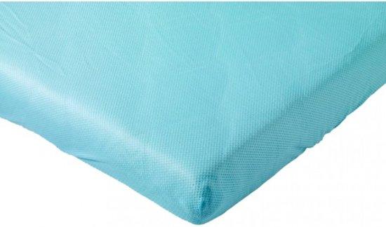 Aerosleep Baby Matras : Bol aerosleep hoeslaken cm voor babymatras kleur aqua