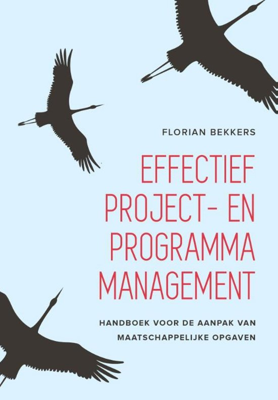 Effectief project- en programmamanagement