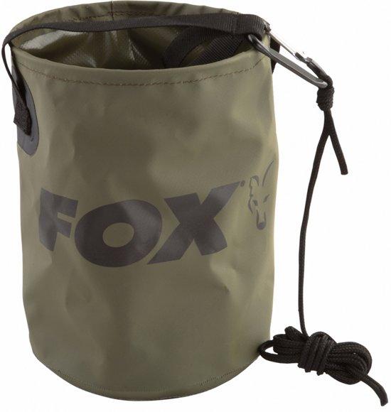 Fox Collapsible Water Bucket   Emmer