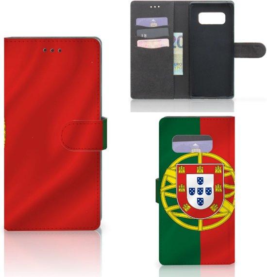 Bookcase Hoesje Samsung Galaxy Note 8 Portugal
