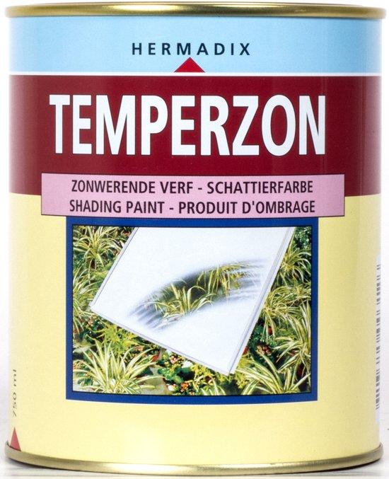 Hermadix Temperzon - 750 ml schermmiddel