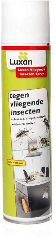 Luxan vliegende insecten spray