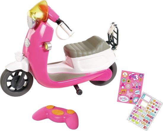 Afbeelding van BABY born® City Scooter - op afstand bestuurbaar speelgoed