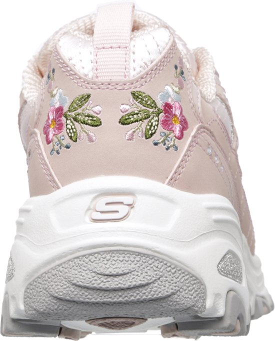 Pink Skechers Light Dames 40 Sneakers Blossoms bright D'lites Maat R1CqwSA