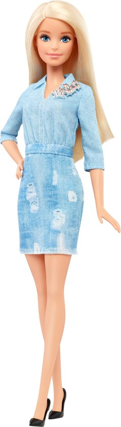 Barbie Fashionistas Double Denim Look 49 - Barbiepop