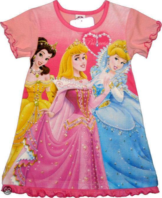 499f357a8e6 Disney Princess Meisjes Nachthemd 98