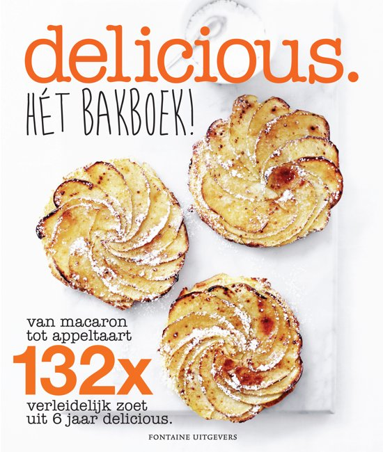 BD Delicious. Het bakboek