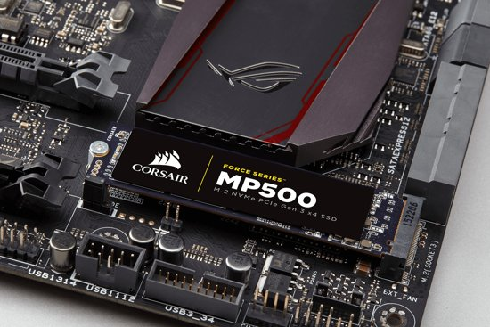 Corsair MP500 480GB M.2 PCI Express 3.0