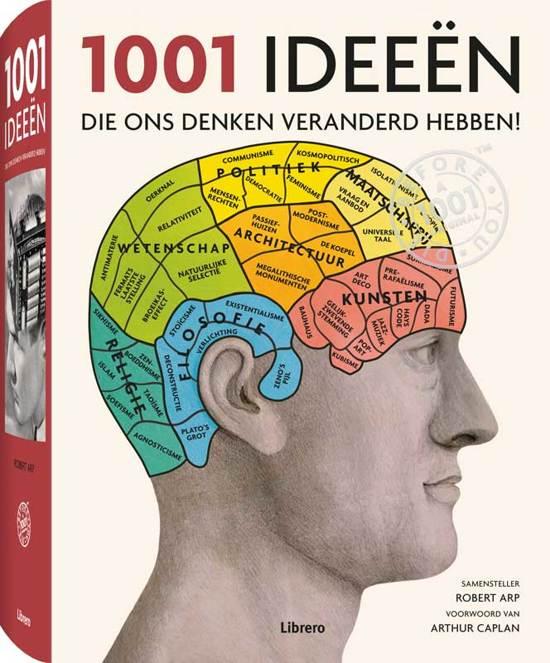 1001 ideee͏̈n die ons denken veranderd hebben!