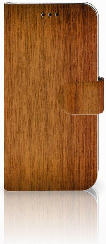 Samsung Galaxy J3 2017 Uniek Telefoonhoesje Met Wood in Haaksbergen