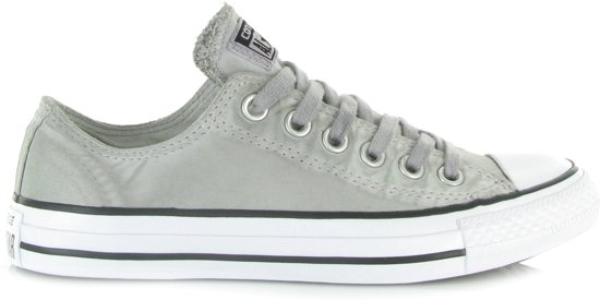 92aacd1880b bol.com | Converse all star kent wash ox grijs