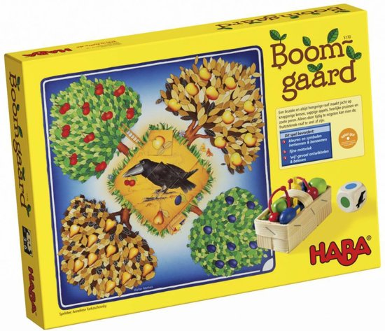 Vaak bol.com | Haba Spel Spelletjes vanaf 3 jaar Boomgaard, Haba @WD97